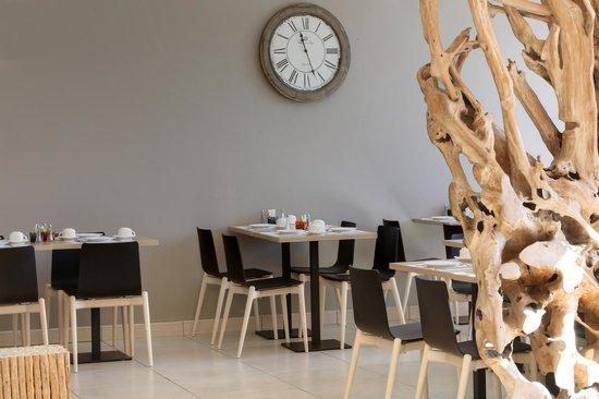 Best Western Hotel Gap : Salle des petit-déjeuners