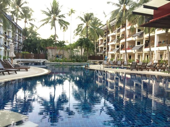 Swissotel Resort Phuket Kamala Beach : Swimming Pool