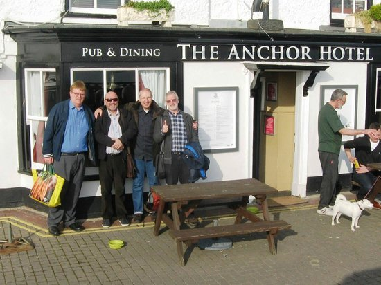 The Anchor Hotel, Burnham On Crouch
