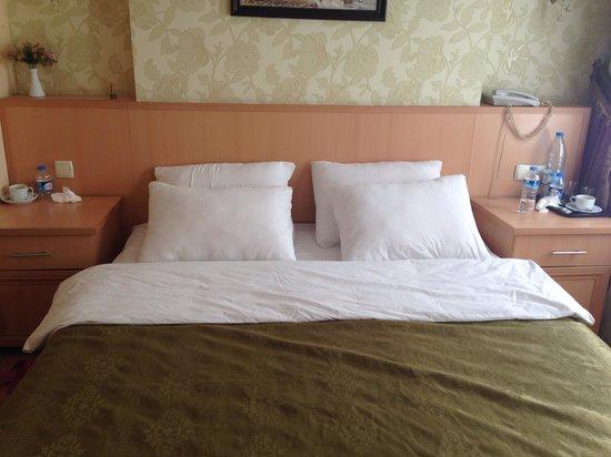 Kupeli Hotel: Chambre double