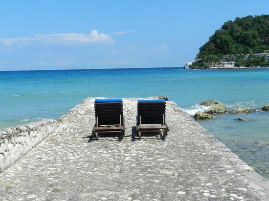 Round Hill Hotel & Villas : paradise