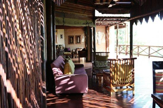 Lukimbi Safari Lodge : Ein Ort der Entspannung