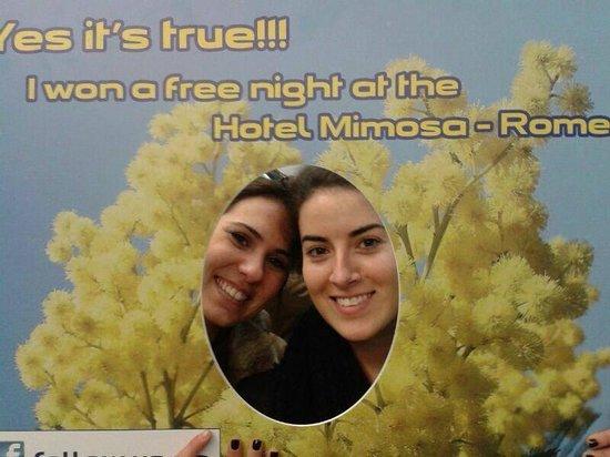 Hotel Mimosa: Winner 8