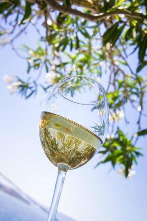 Hotel Emerald: Wein