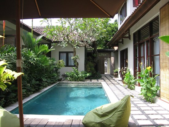 Kembali Lagi Guest House: piscine
