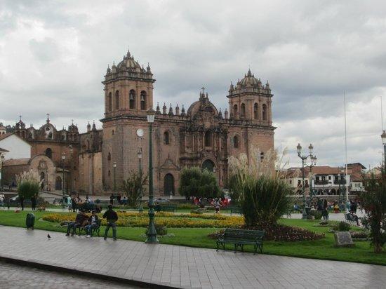 Catedral del Cuzco o Catedral Basílica de la Virgen de la Asunción: Cusco cathedral