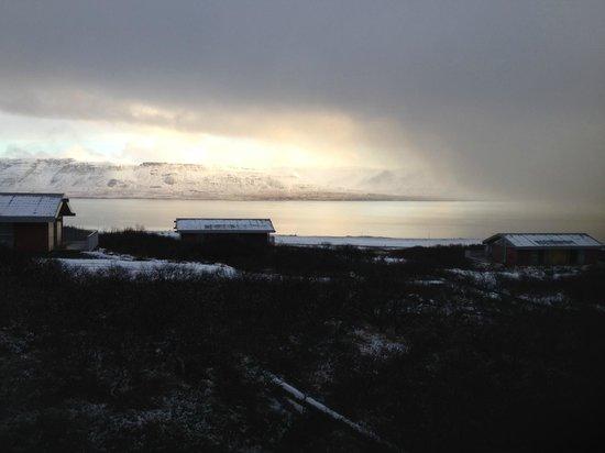 Hotel Glymur : Fjord View