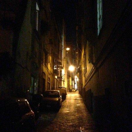 Spaccanapoli : 夜の街