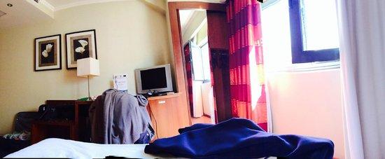 Turim Europa Hotel: Camera