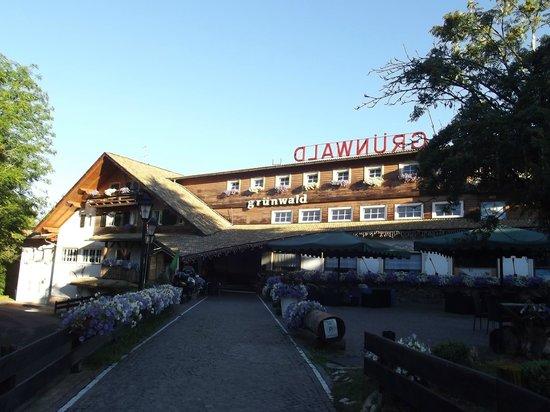 Hotel Relais Grundwald: Hotel
