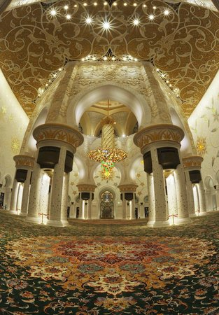 Emirates Tours and Safaris : ABU DHABI