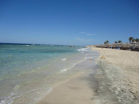 Resta Grand Resort : Abu dabbab
