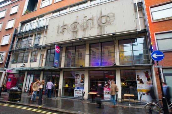 Photo of Theater Soho Theatre at 21 Dean St, Soho W1D 3NE, United Kingdom