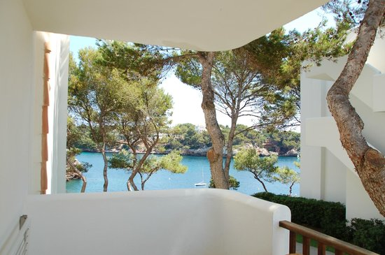 Inturotel Cala Azul Park: View from room F116 balcony