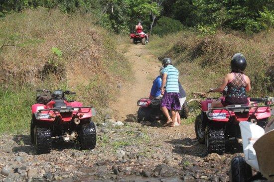 Ocean Ranch Park: ATV Rescue