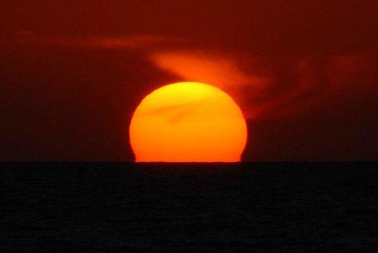 Belleair Beach Resort : Sun set
