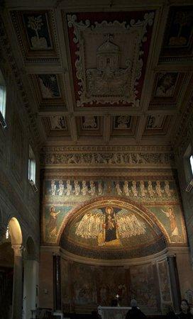 Basilica di Santa Maria in Domnica alla Navicella : Santa Maria in Domnica