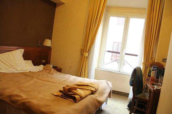 Hotel Virgilio: Номер