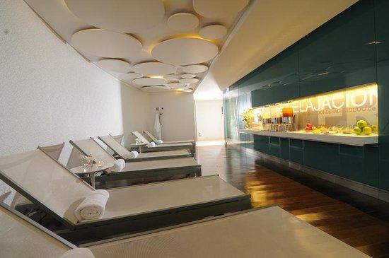 Pullman City Center Rosario: Sala de relax