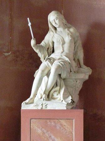 Katholische Hofkirche - Dresden: Maria