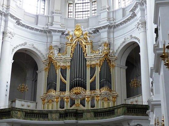 Katholische Hofkirche - Dresden: Sildermannorgel