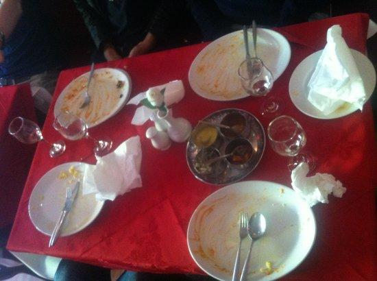 Lal Qila Indian Restaurant : Great stuff