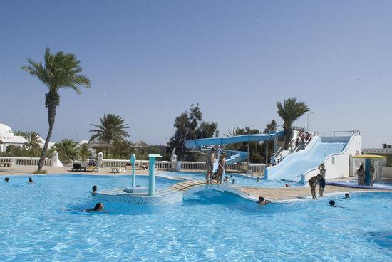 SunConnect Djerba Aqua Resort: Piscine Toboggan