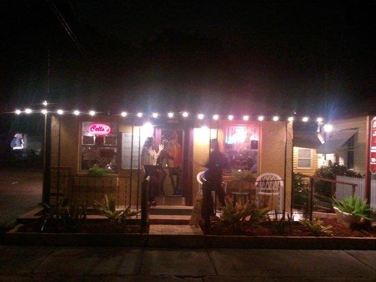 Cello's Charhouse: Cello's Restaurant