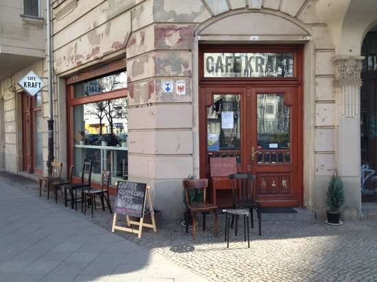 Photo of Cafe Cafe Kraft at Schivelbeiner Str. 23, Berlin 10439, Germany