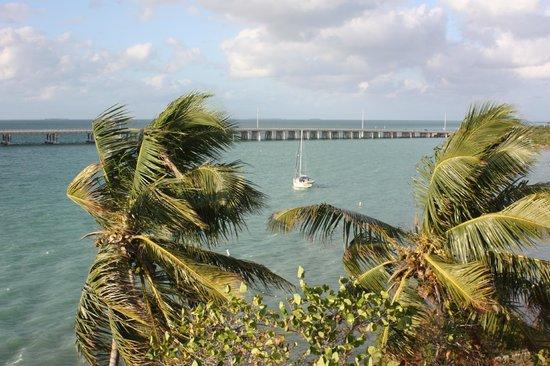 Bahia Honda State Park and Beach: Vue du Pont