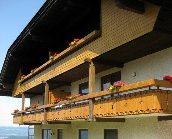 Baumgartnerhof: Haus Außen Ansicht