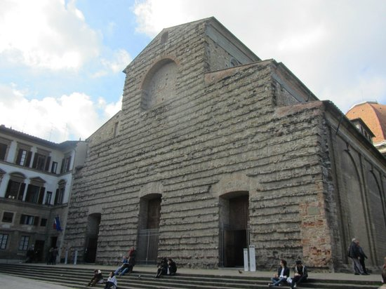 Basilica di San Lorenzo : Vista externa da Basilica