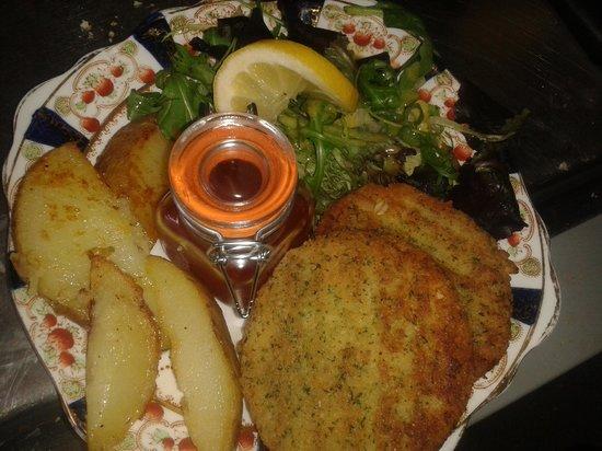 Havishams Coffee House & Sandwich Bar: fishcakes where amazing