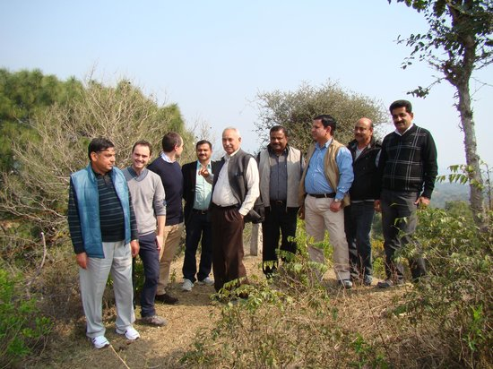 Jammu City, India: With consultants to survey topography, Biodiversity and landscape for environment conservation m