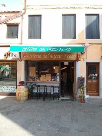 Osteria dal Riccio Peoco