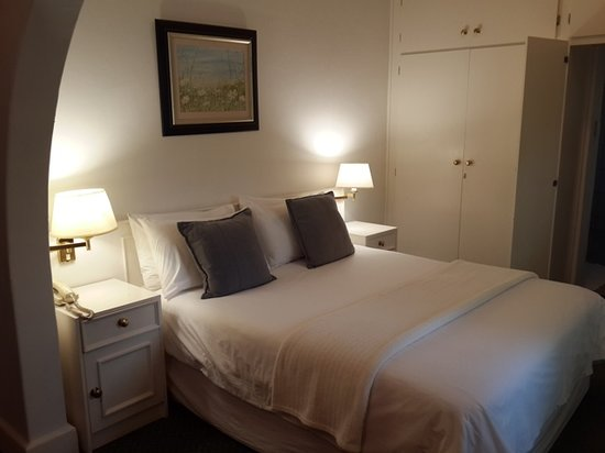 Somerset Lodge: Double room