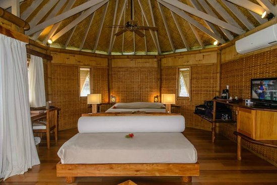 Tikehau Pearl Beach Resort: Overwater suite