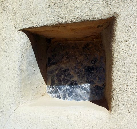 Sky City Cultural Center & Haak'u Museum : The only mica window remaining in Sky City