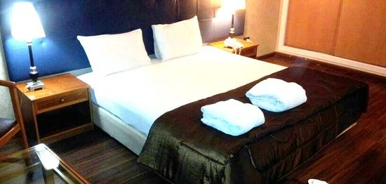 Charles Hotel: Double room
