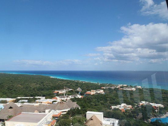 Xcaret Eco Theme Park : View from Watch Tower