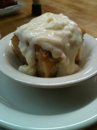 Kathleen's Kitchen: Best of Texoma Desserts 2013 our Famous Bread Pudding!