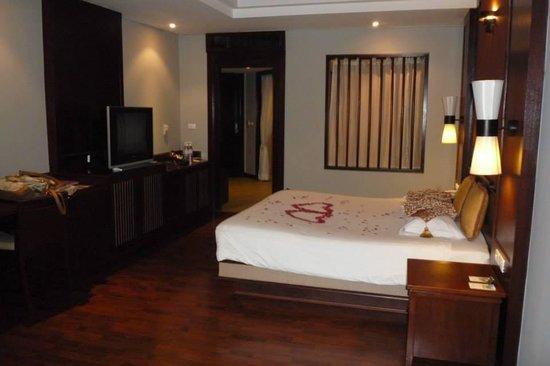 Novotel Samui Resort Chaweng Beach Kandaburi : Our hillside room