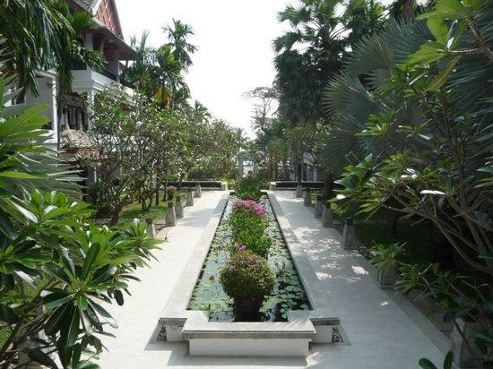 Novotel Samui Resort Chaweng Beach Kandaburi : Around the beachside rooms