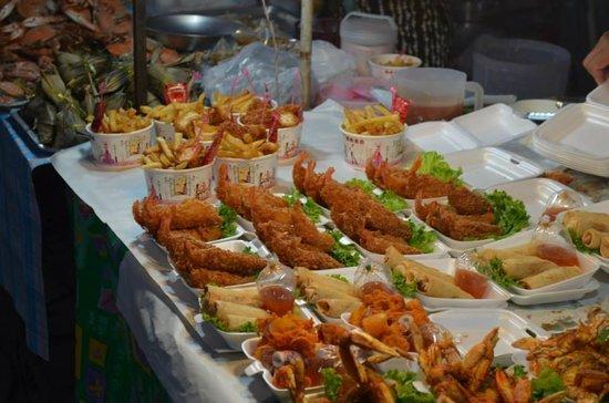 Fisherman's Village : yummy food!