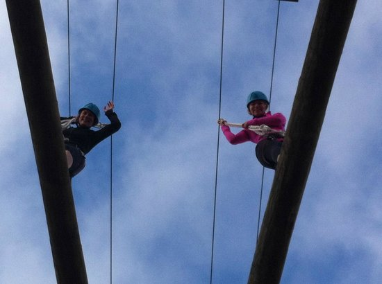 Travaasa Austin: Prickly Pear Challenge Course