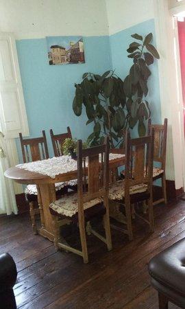 Hostal NuevaMente : Comedor segundo piso