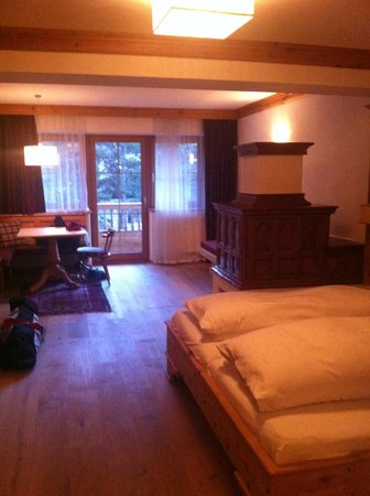 Hotel Garni Obermair: Big room