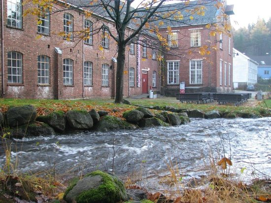 Sjolingstad Woollen Mill: Sjølingstad Uldvarefabrik
