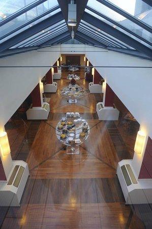 Tower Genova Airport - Hotel & Conference Center : Sala Colazioni