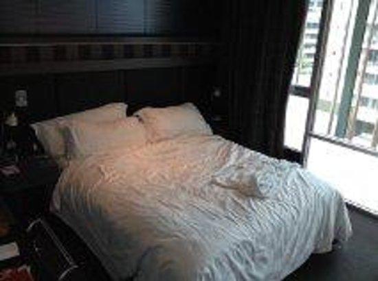 Emporium Hotel: Nice comfy bed